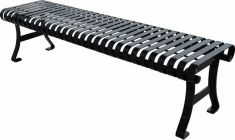 Northgate Backless Classic Bench