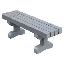Durable Park Bench
