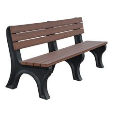 Victory Bench – Premium Wood Grain